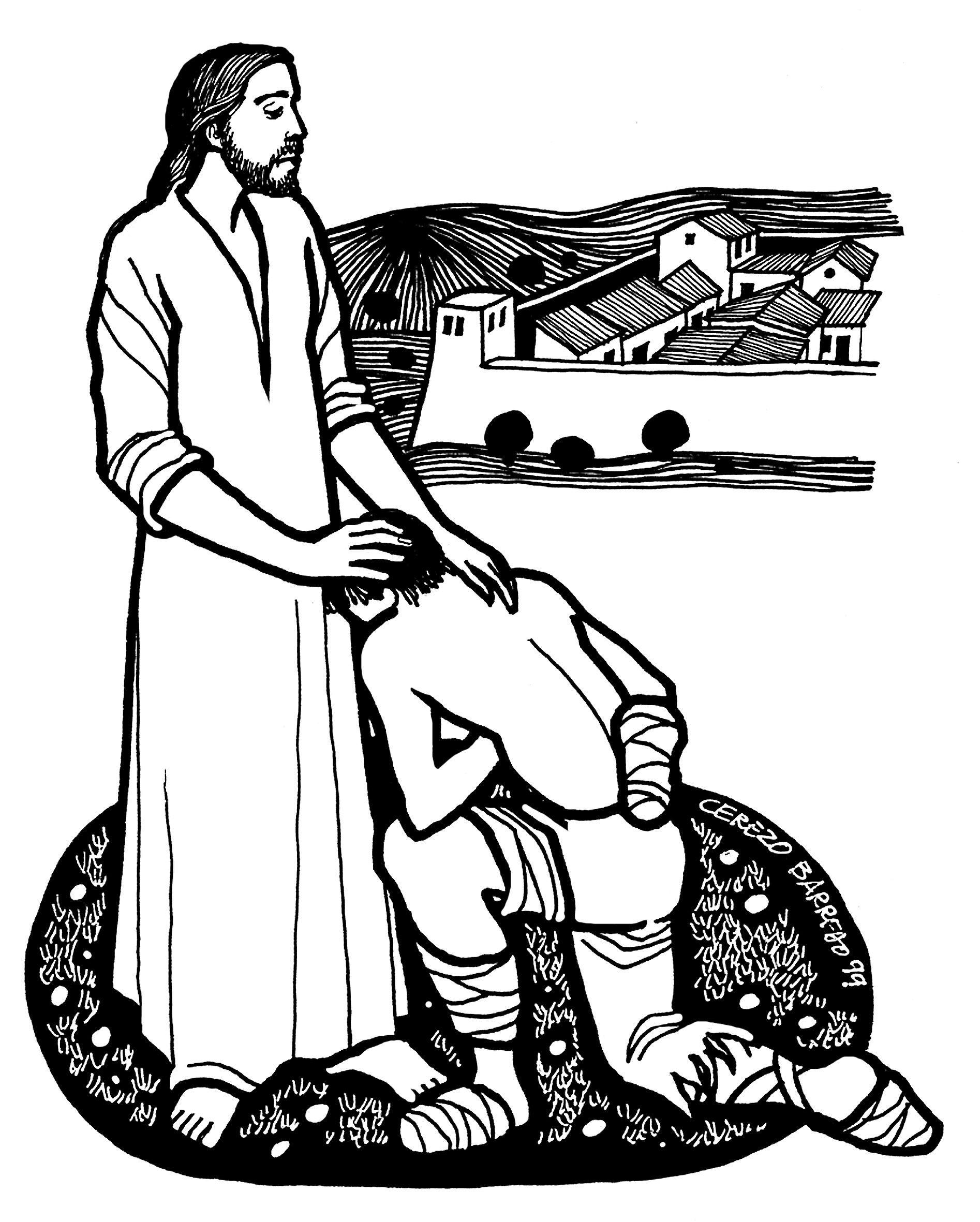 Evangelio Del Dia Lecturas De Hoy Domingo 15 De Febrero De 2015 Evangelio Del Dia Evangelio Figuras De
