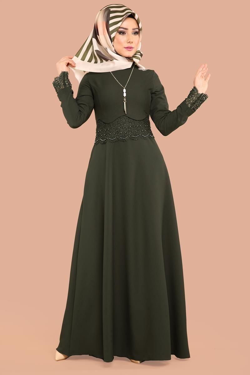 Modaselvim Yeni Urunler Tesettur Istanbul Elbise Elbise Modelleri Elbiseler