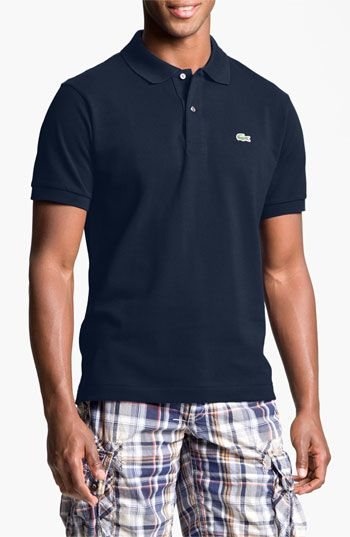 8c165a9a Lacoste 'L1212'Piqué Polo available at #Nordstrom | Lee | Lacoste ...