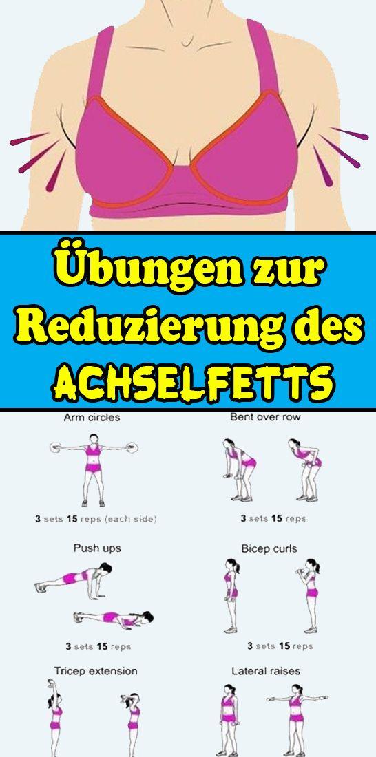 8 beste Übungen zur schnellen Reduzierung des Achselfetts #corepilates