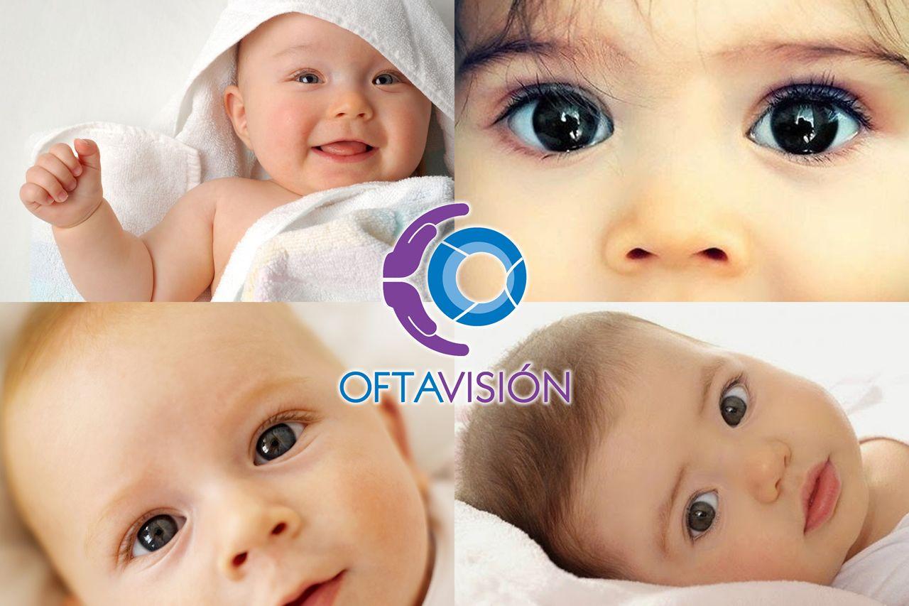 ¿Sabes cómo ven los bebés?