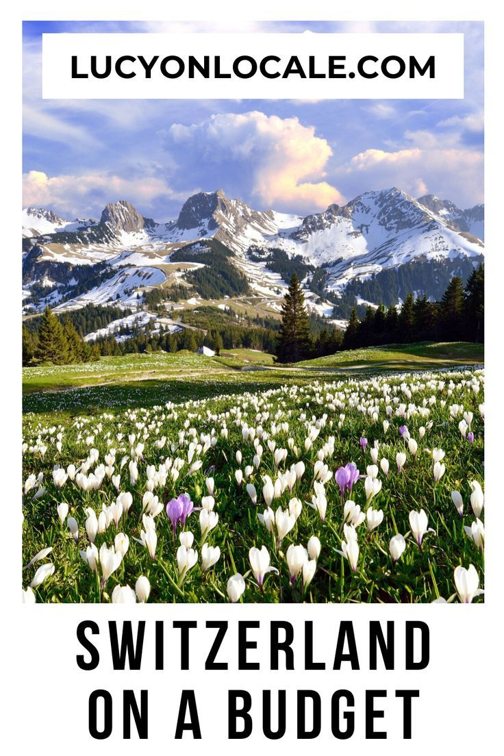 How To Travel Switzerland On A Budget: ways to save money while still having a fantastic trip! #travel #travelblog #blog #blogger #travelblogger #destination #trip #Europe #Switzerland #budgettravel #moneysavingtips #budgettips