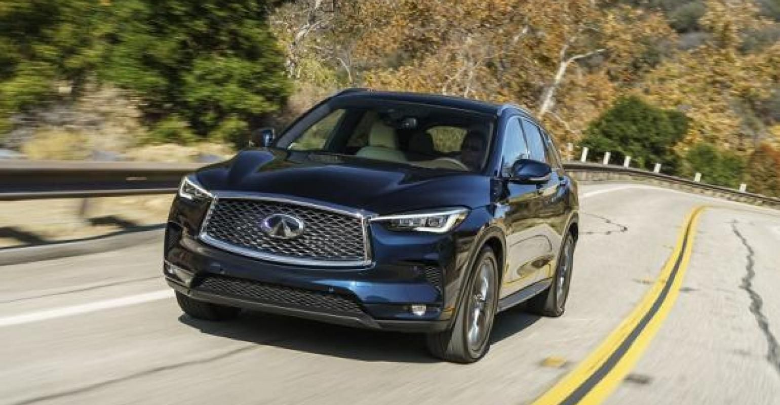 51 New 2021 Infiniti Qx50 Performance Specs and Review in