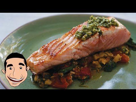 Crispy Skin Salmon Recipe (With images) | Salmon recipes ...