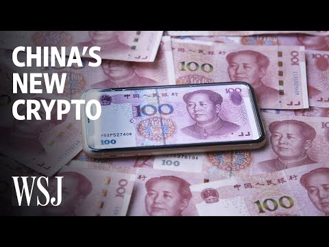China making own cryptocurrency