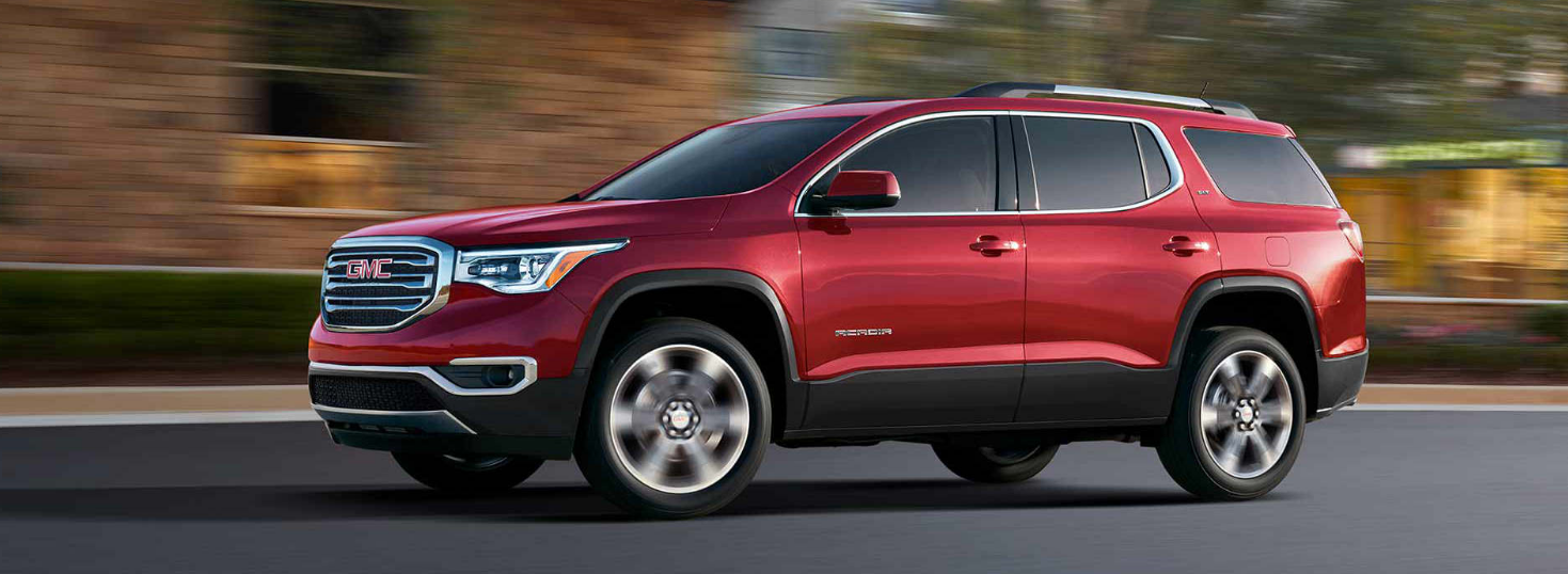 The 2018 Gmc Acadia Is Here Click To Learn More About The Model S