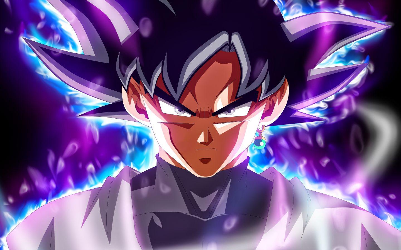 Goku Ultra Instinct 4k Live Wallpaper