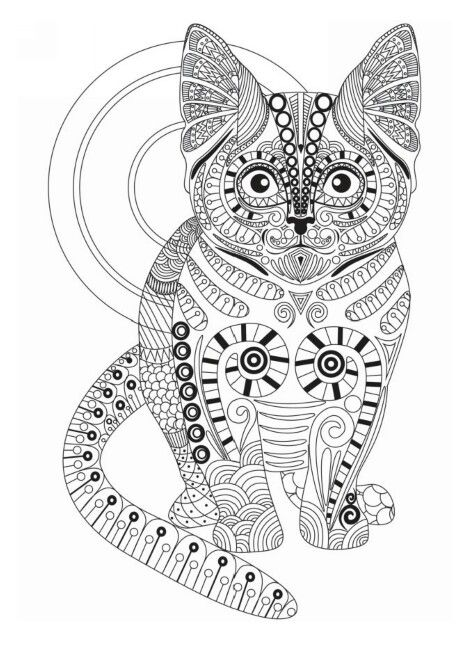 Testa McCunne free wonderful adult coloring pages 8 | Colouring ...