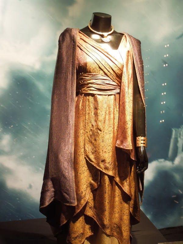 Natalie Portman Thor Costume