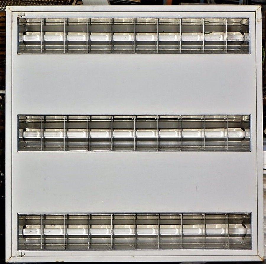 Plafones De Tres Tubos Plafones De Tres Tubos Fluorescentes De  ~ Plafones Fluorescentes Para Cocina