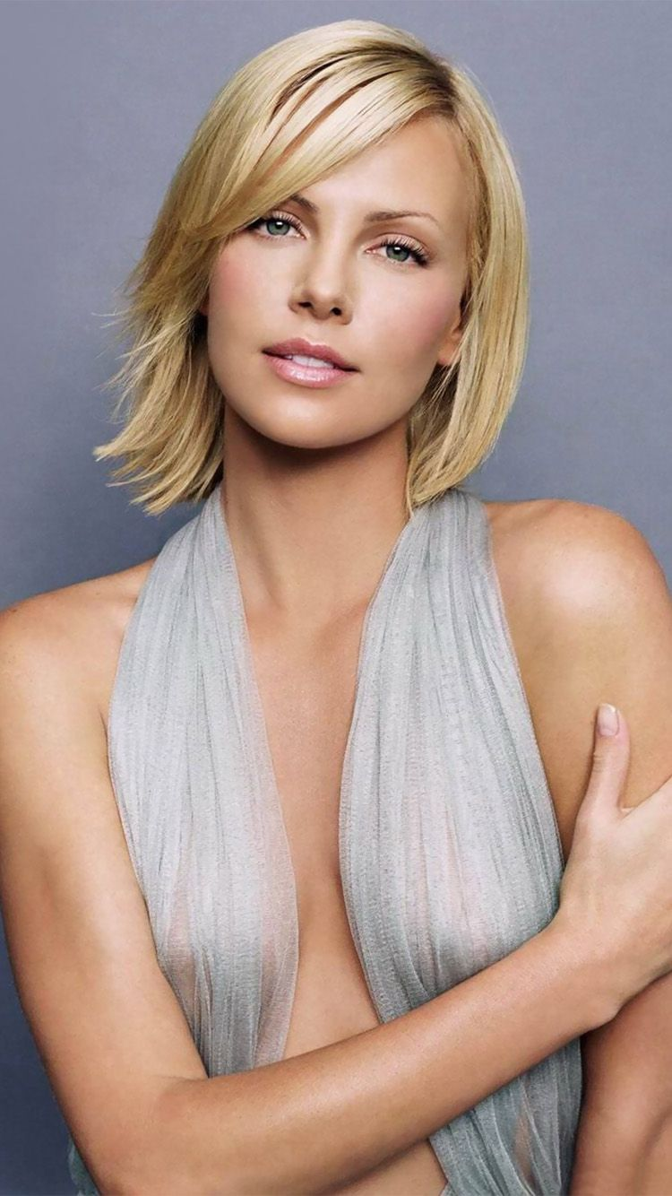 Charlize Theron IPhone 6 Plus Wallpaper