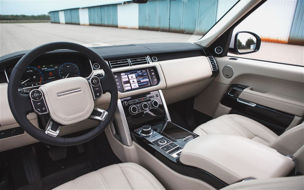 2015 Range Rover Hse Interior Imgs For Gt Range Rover Hse