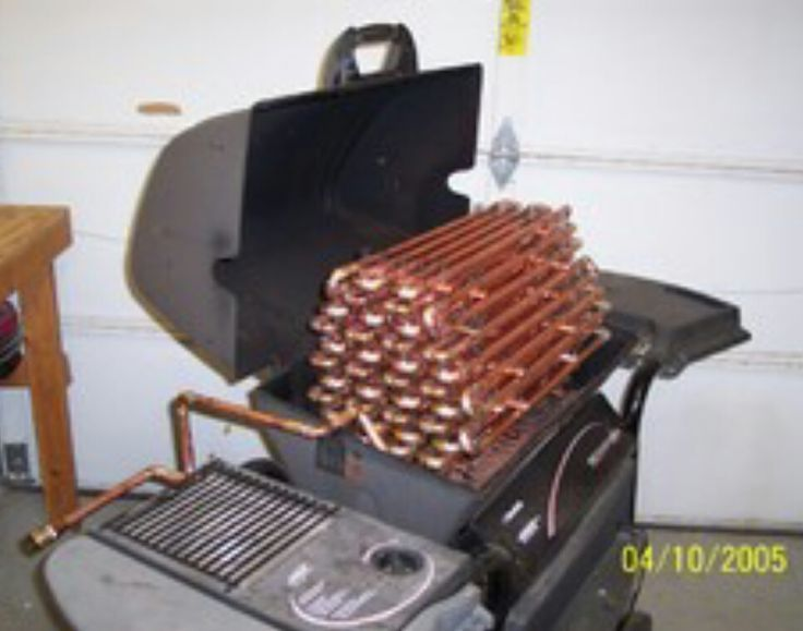 Bbq heater pool water bbq water heater for the pool or