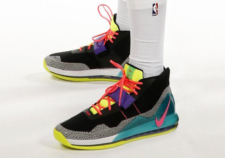 Anthony Davis NBA Media Day Shoes