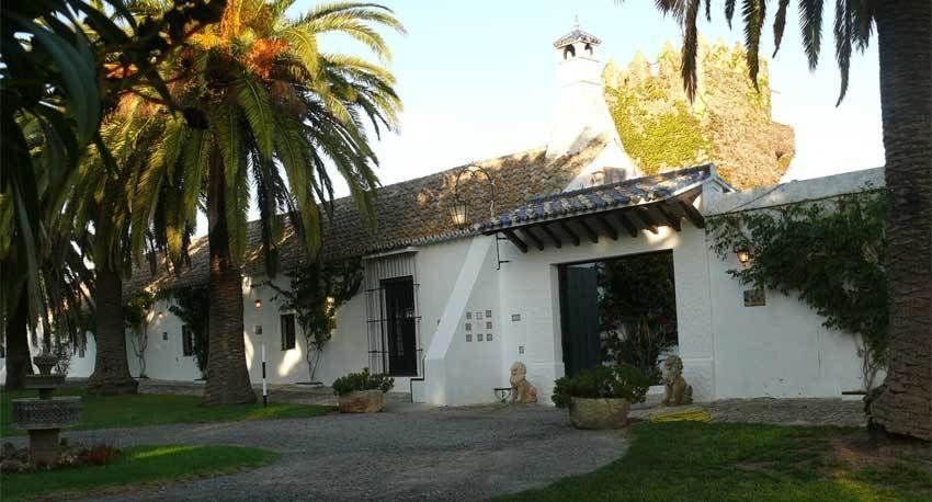Cortijo andaluz cortijos andaluces casas r sticas y for Exteriores de casas rusticas