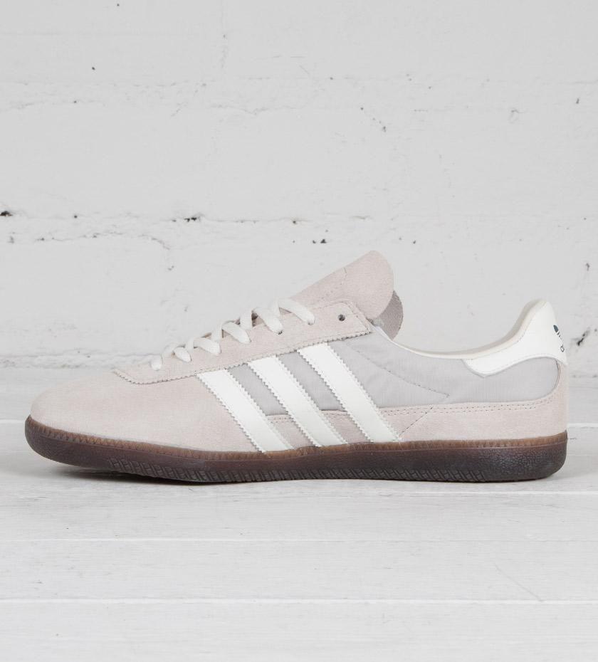 adidas Gazelle shoes red white SPOTLD