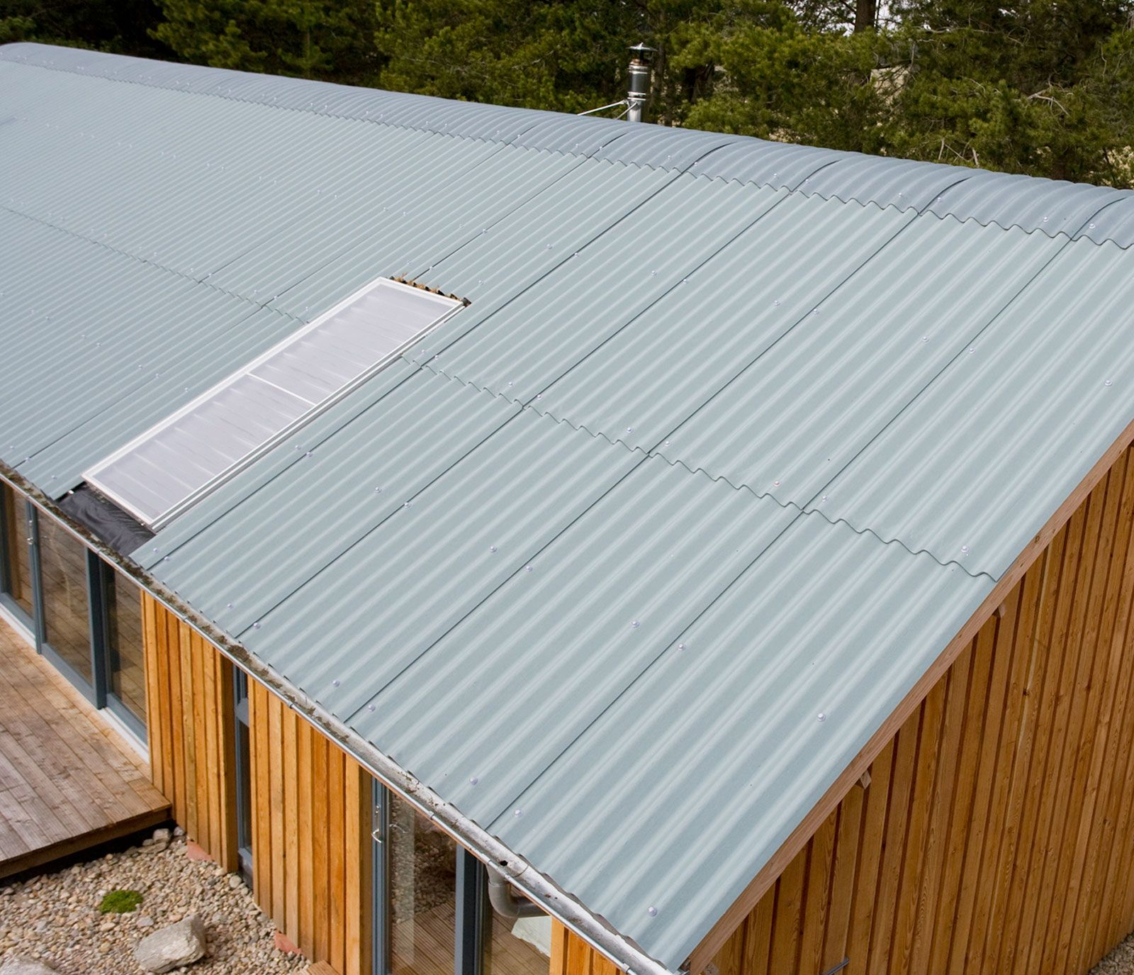 Fibre Cement Profile Sheeting Profile 6 Marley Eternit Roof Cladding Exterior Cladding Windows Exterior