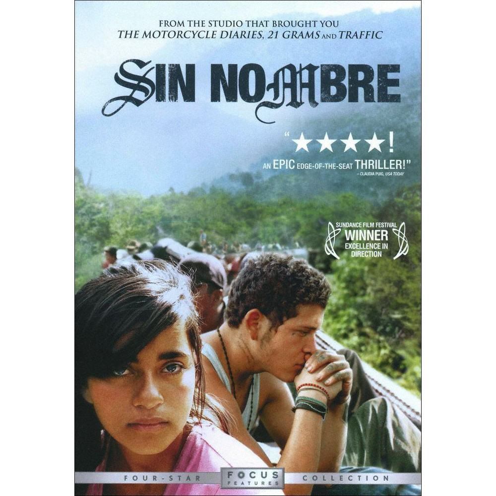 Sin Nombre Dvd Foreign Film Movie Tv Music Book