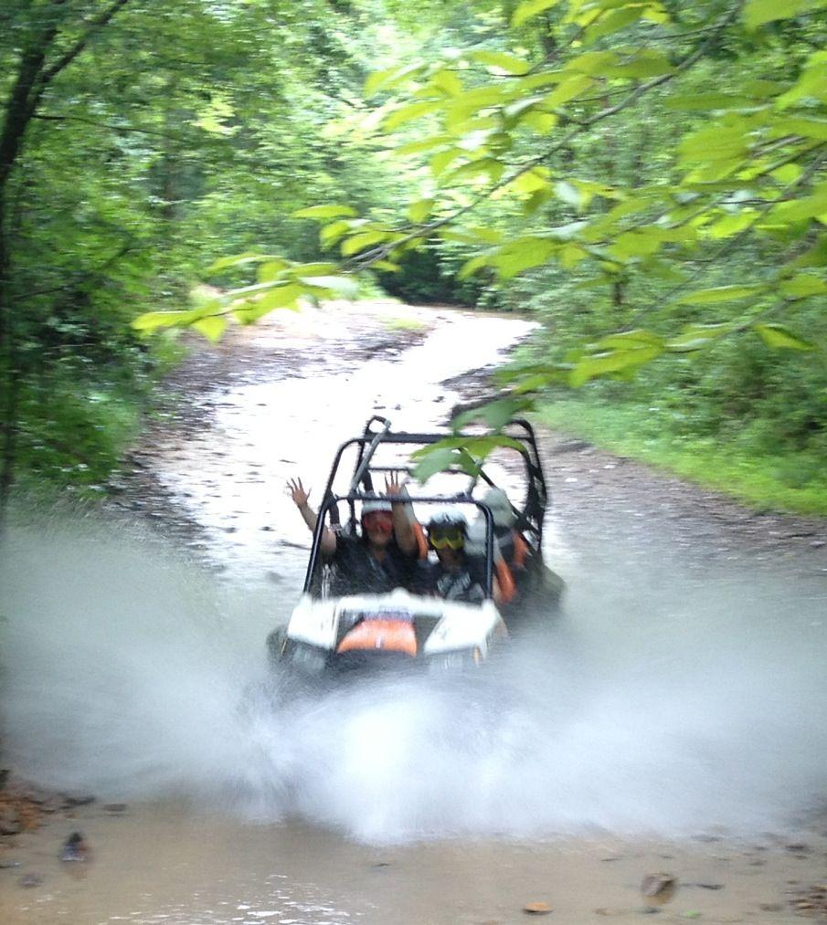 Muddin At Hatfield Mccoy Trails Vacation Locations Riding Ideas West Virginia