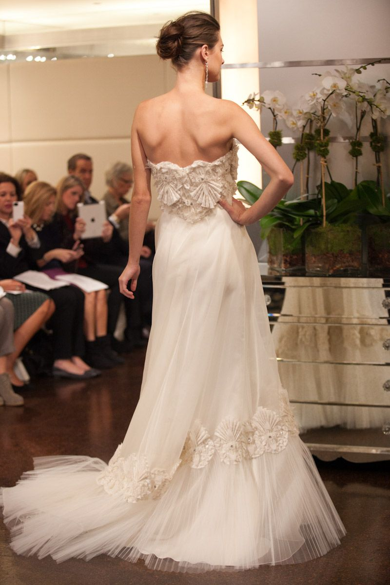 Badgley mischka wedding dress  Fall  wedding dress Badgley Mischka bridal gowns Gemini