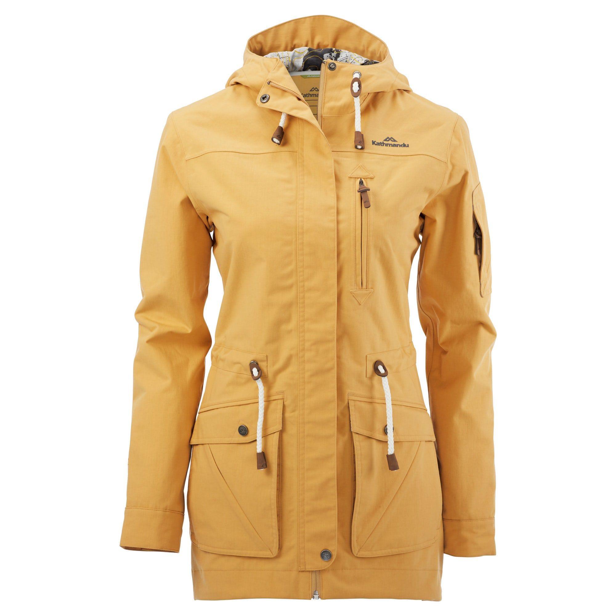 0b427f879 Kathmandu | Expedite Women's NGX® Rain Coat | Clothes | Hooded ...