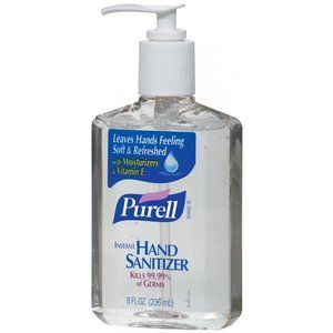 Beauty Hand Sanitizer Cleaning Hacks Deep Cleaning Tips