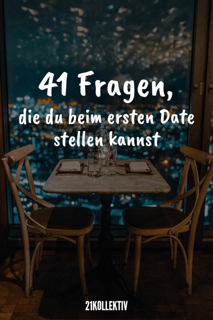41 Fragen, die du bei einem ersten Date (oder sonst wann