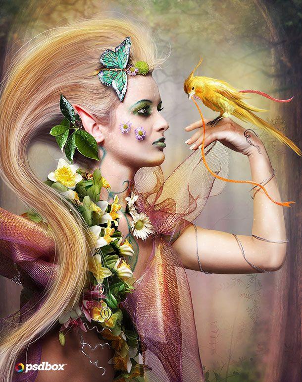 Spring-Secrects-fantasy-manipulation-tutorial
