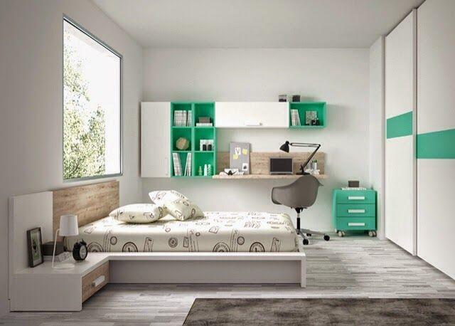 Dormitorios juveniles habitaciones infantiles y mueble juvenil madrid interiores teenage - Muebles originales madrid ...