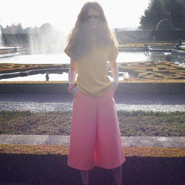How wear bright colour | Harper's Bazaar