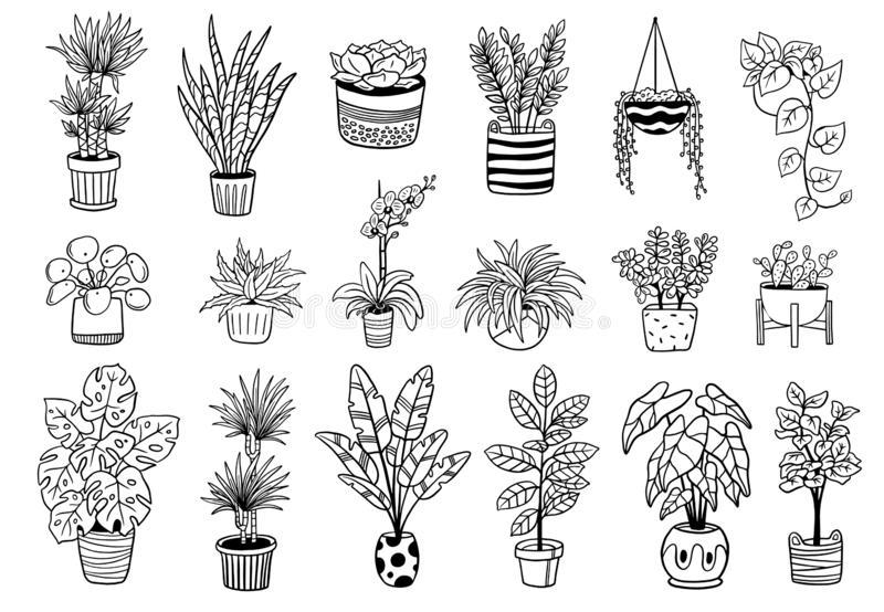 Printable Wall Art Gardener tools doodle style Wall Poster Cute planting  Nature Art Digital Download