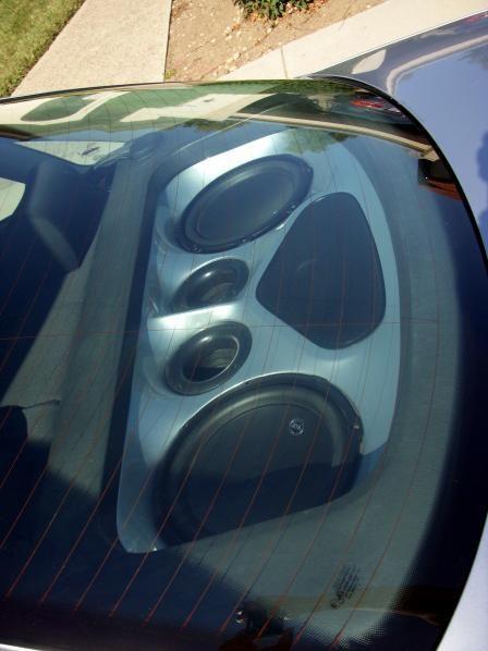 1997 Audi A4 Custom Car Audio Car Audio Subwoofers Car Audio Installation