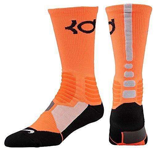 Nike Kd Hyper Elite Crew Black/Anthracite Basketball Socks