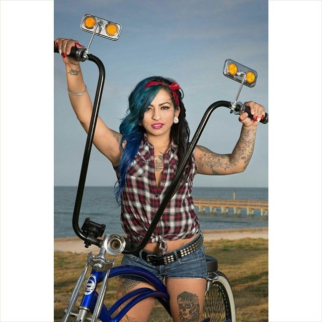 Inked Texas women to show off tats in new tattoo pageant - Only in Texas you'll find this and what I sight to see.