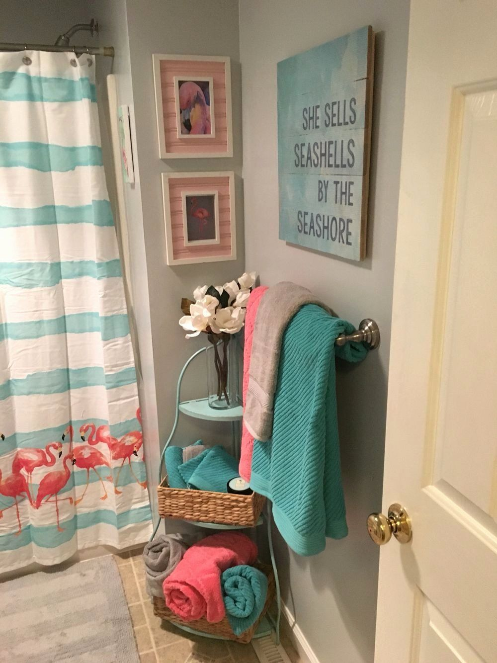 Pink And Grey Bathroom Decor Inspirational Bathroom Remodel