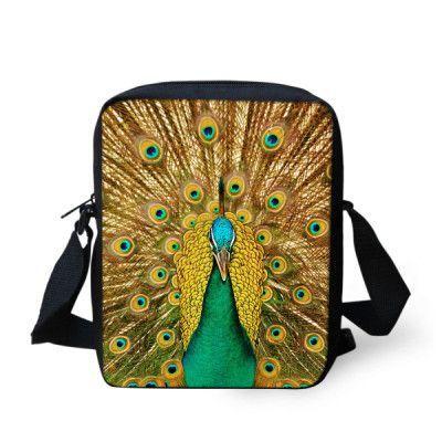 Original Girls Women Messenger Bags Kawaii 3D Animal Zebra Dolphin Kids Crossbody Bags Small Children Satchel Bag Female Handbag