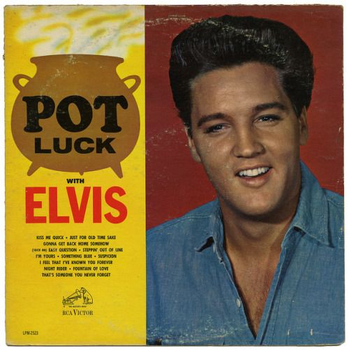 Pot Luck With Elvis by Bart&Co. on Flickr.