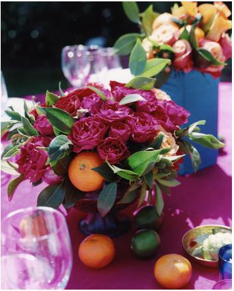 Looks as sweet as it tastes ) Wedding arrangements