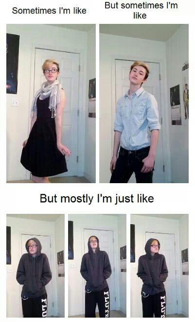 Hoodies D Clothes Gender Lgbt Funny
