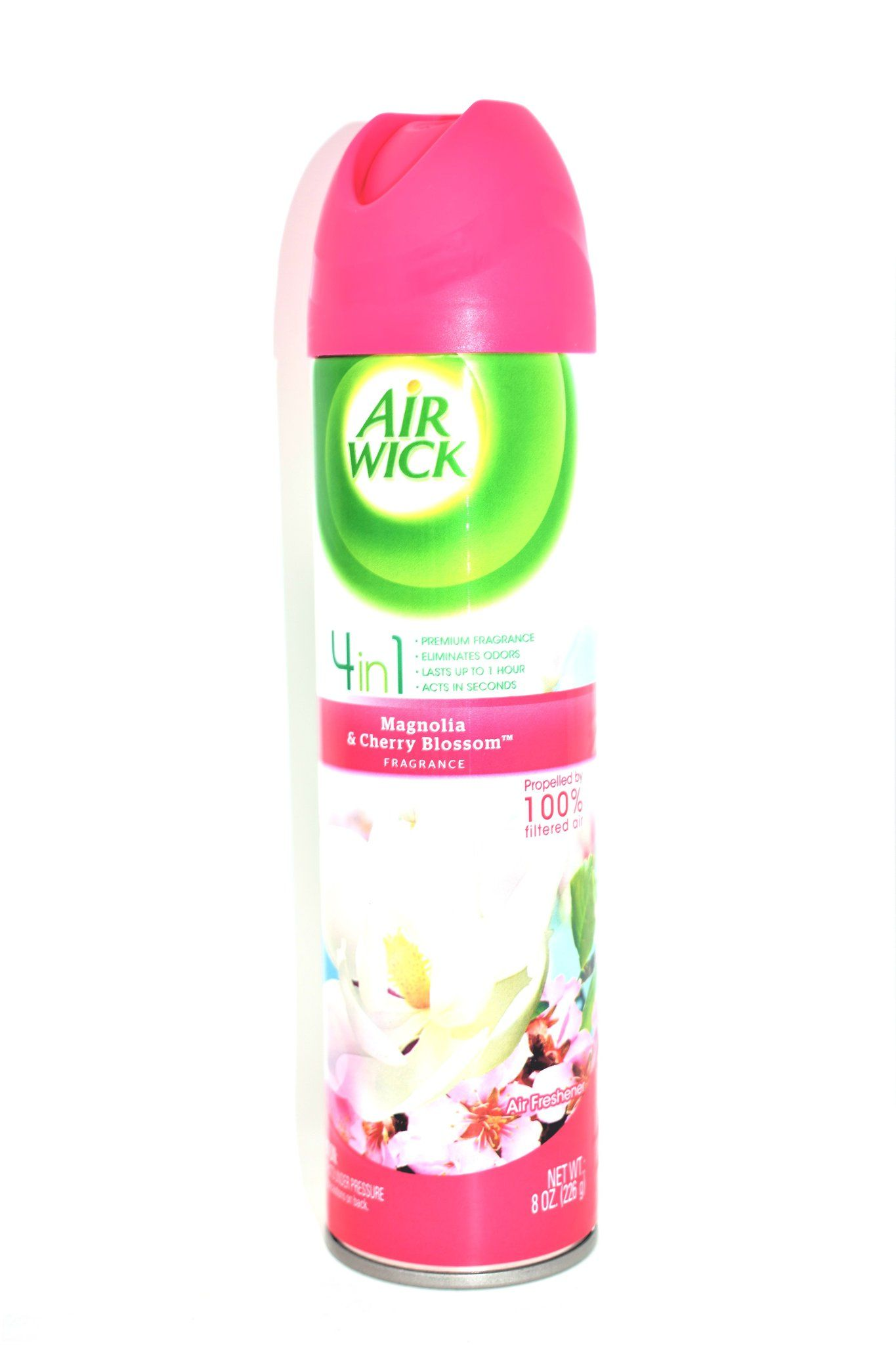 Air Wick 4 In 1 Air Freshener Magnolia Cherry Blossom Fragrance 8 O Marketcol Cherry Blossom Fragrance Fragrance Air Wick
