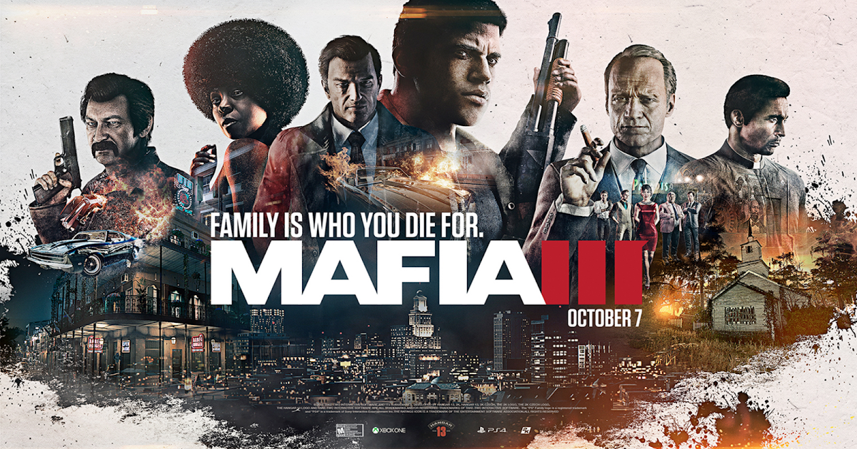 Mafia Iii Free Download Pc Game Setup In Single Direct Connection For Windows Mafia Iii Is A Wonderful Action And Adventure Game Xgamersland Gamers Land Xg
