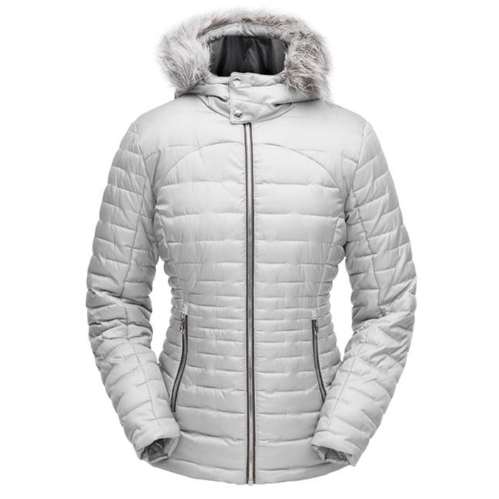 Photo of Spyder Women's Edyn Hoodie Insulated Jacket