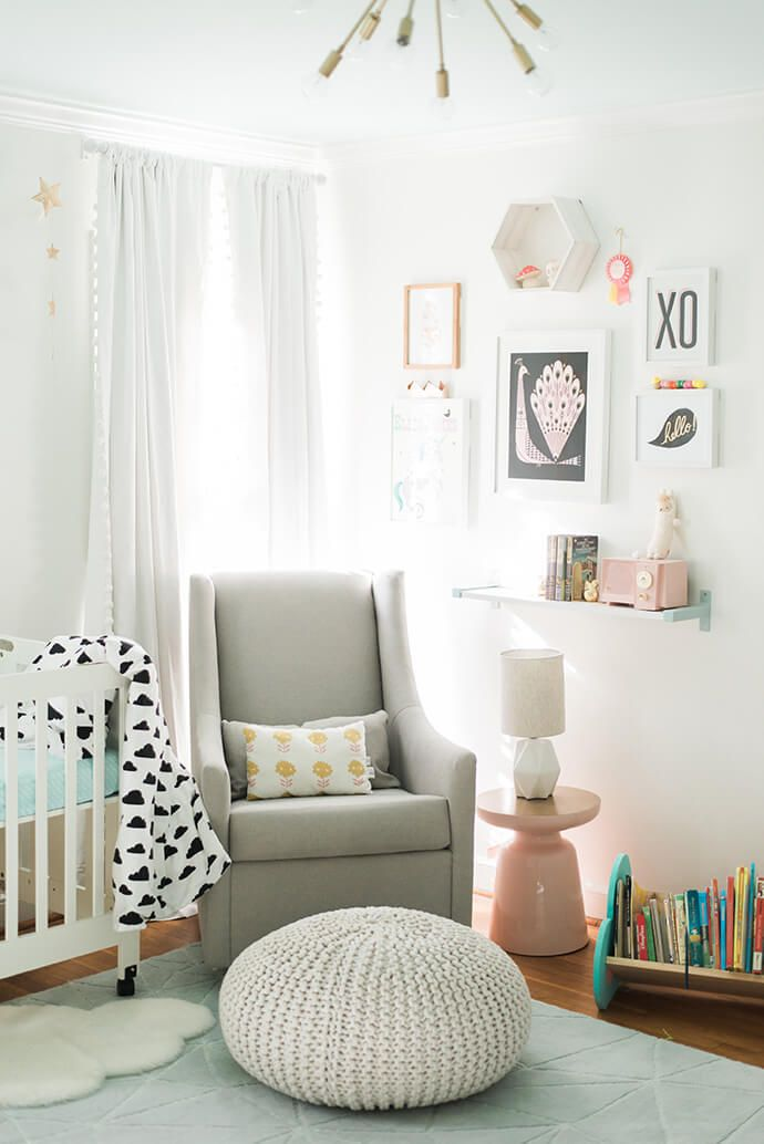 Touring The Cheerful And Charming Home Of Joni Lay   Babyzimmer ...