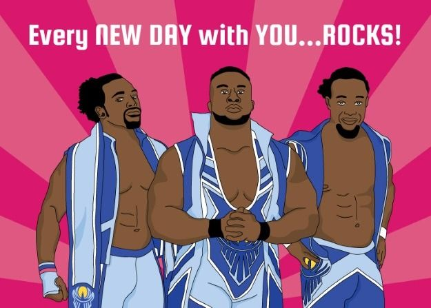 Wrestling For Your Heart 15 Printable Wwe Valentine S Day Cards