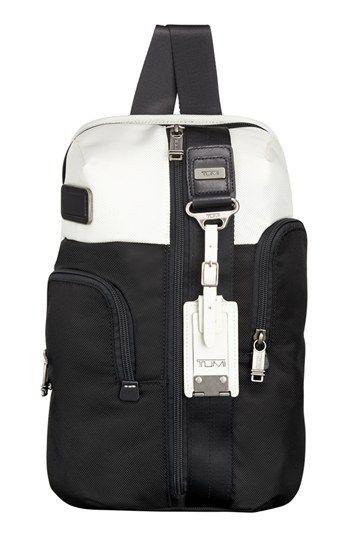 5294c8e700f Tumi  Alpha Bravo - Monterey  Sling Bag