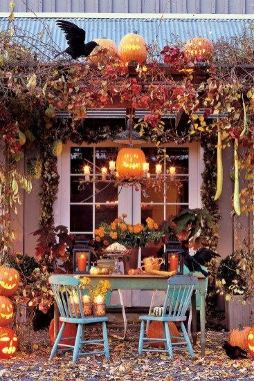 Gorgeous DIY Halloween Decorations Ideas 04 halloween in 2018