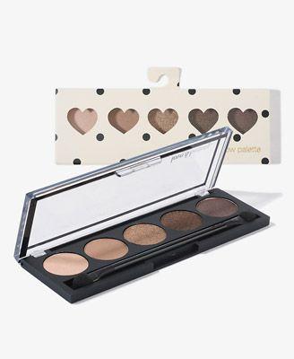 5 Shade Eyeshadow Palette | FOREVER21 - 1016718576