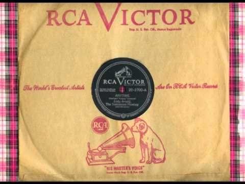 Eddy Arnold   Anytime   1947