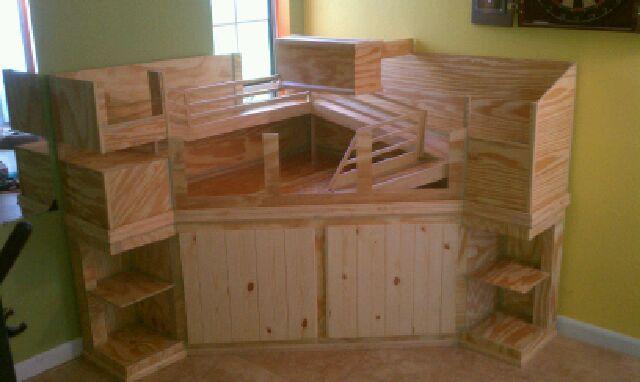 Tortoise Table_3 | Tortoise Table/Indoor enclosure. Pine ply… | Flickr