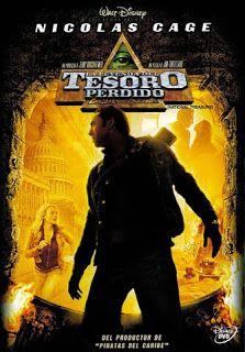 La Busqueda La Leyenda Del Tesoro Perdido National Treasure Movie National Treasure Full Movies